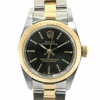 ROLEX - 【中古】ロレックス ROLEX 腕時計 P番 2000年式 ステンレススチール