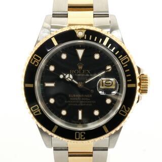 ROLEX - 【中古】ロレックス ROLEX 腕時計 L番 1989~1990年式 ステンレス
