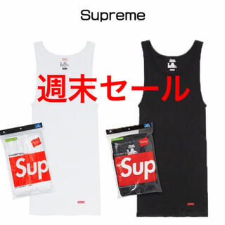 Supreme - シュプリーム タンクトップ セット