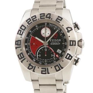 チュードル(Tudor)のチュードル  アイコノート GMT クロノグラフ 20400 自動巻き(腕時計(アナログ))