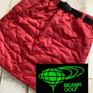 ビームス(BEAMS)のビームスゴルフ レディース ダウンスカート(ウエア)