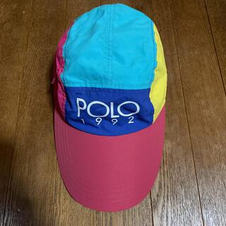 ポロラルフローレン(POLO RALPH LAUREN)のUBXRV replica POLO 1992 Easter HAT(キャップ)