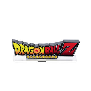 BANDAI - アクリルロゴディスプレイEX ドラゴンボールZ