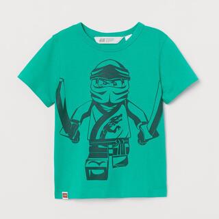エイチアンドエム(H&M)のニンジャゴーTシャツ120〜130(Tシャツ/カットソー)