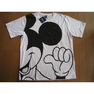 新品★ミッキーマウス Tシャツ♪LLサイズ