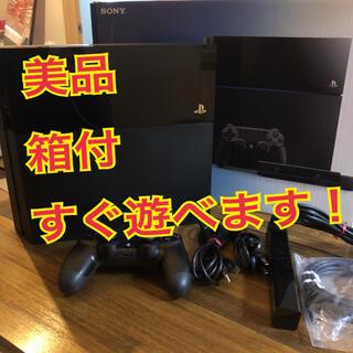 PlayStation4 - PS4 本体 箱付美品 すぐに遊べます。
