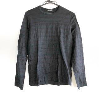 コムデギャルソン(COMME des GARCONS)のトリココムデギャルソン 長袖Tシャツ美品 (Tシャツ(長袖/七分))