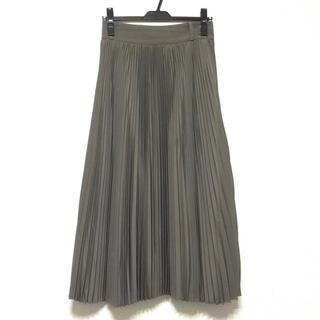 ハイク(HYKE)のHYKE(ハイク) ロングスカート サイズ2 M -(ロングスカート)