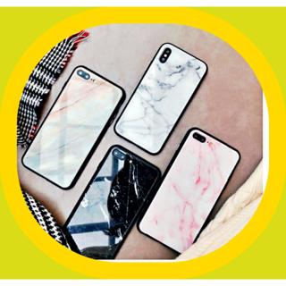 iPhoneケース アイフォンx xs スマホケース 大理石柄(iPhoneケース)