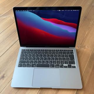Mac (Apple) - M1 MacBook Air  メモリ16GB  ストレージ1TB