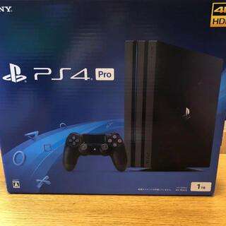 PlayStation4 - PS4本体 SONY PlayStation4 Pro CUH-7200BB01