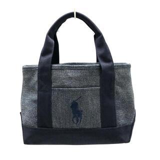 ポロラルフローレン(POLO RALPH LAUREN)のポロラルフローレン トートバッグ美品  -(トートバッグ)