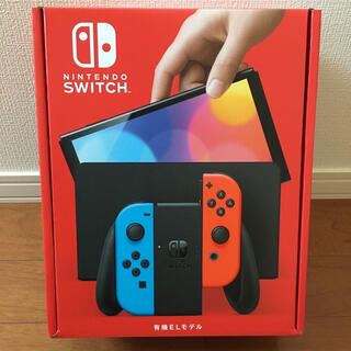 Nintendo Switch - Nintendo Switch 有機ELモデル 送料無理‼️