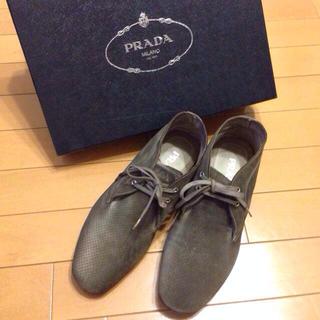 プラダ(PRADA)のkozue.m様♡17日までお取り置き(ローファー/革靴)