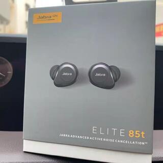 【新品未使用】Jabra Elite 85t Titanium Black