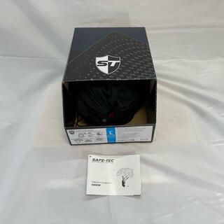 SAFE-TEC BT対応・骨伝導システム自転車用ヘルメット Lサイズ