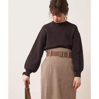 ナチュラルクチュール(natural couture)のnatural couture ニット プルオーバー(ニット/セーター)