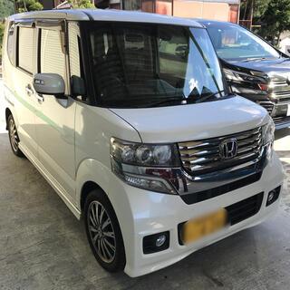 ホンダ - 平成26年 ホンダ JF1  NBOXカスタム GターボA  車検付