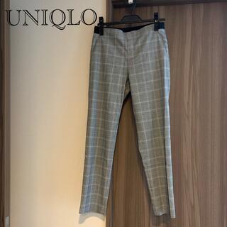 UNIQLO - UNIQLOスマートアンクルパンツ