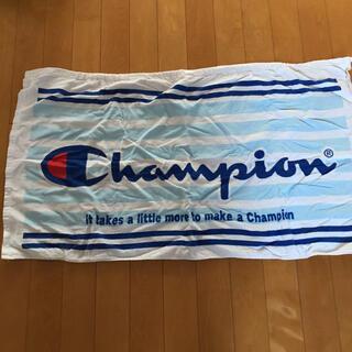 チャンピオン バスタオル
