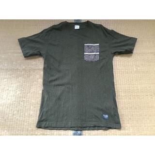 Columbia - Columbia 柄ポケTシャツ XL