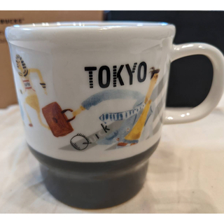 Starbucks Coffee - Starbucks  マグカップ 東京限定
