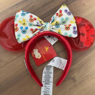Disney - ディズニー ポップコーン カチューシャ ミニー ラウンジフライ WDW