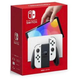 Nintendo Switch - 未開封 Nintendo Switch 有機el ホワイト 本体 スイッチ