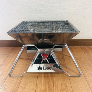 LOGOS - ロゴス LOGOS 焚き火台 M