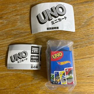 T-ARTS - UNO ガチャガチャ Hot Wheels Ver.