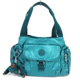 kipling - キプリング KIPLING ショルダーバッグ ハンドバッグ 2WAY 鞄 緑