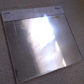 イケア(IKEA)の新品未使用 IKEA LOTSミラー 4枚セット(壁掛けミラー)