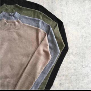 アリシアスタン(ALEXIA STAM)のPillingless Long Sleeve Knit Top juemi(ニット/セーター)