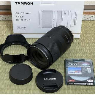 TAMRON - タムロン28-75mmF/2.8 Di III RXD A036 SONY