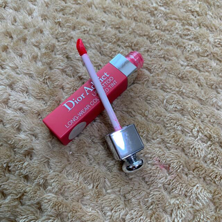 Dior - 限定品 Dior   ピンクリップティント No.551