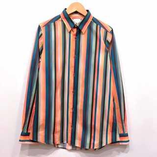 ポールスミス(Paul Smith)のポールスミス メインライン マルチストライプ シャツ(シャツ)