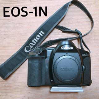 Canon キヤノン EOS-1N 一眼レフフィルムカメラ