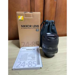 Nikon - Nikon AF-S NIKKOR 24-85mm F3.5-4.5G EDVR