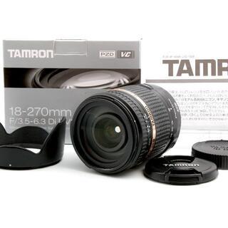 TAMRON - タムロン 18-270mm F3.5-6.3 Di Ⅱ PZD VC キヤノン用