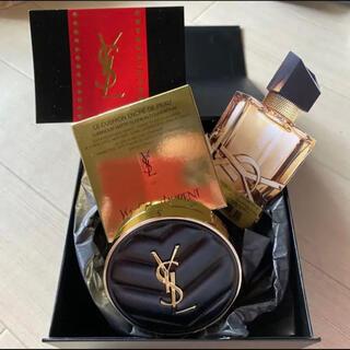 Yves Saint Laurent Beaute - YSL イヴサンローラン クッションファンデ ギフトボックス