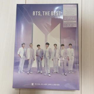 防弾少年団(BTS) - BTS THE BEST 初回限定盤A(2CD+1Blu-ray) 未再生