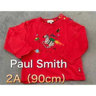 ポールスミス(Paul Smith)のPaul Smith Baby 長袖Tシャツ 2Aサイズ(Tシャツ/カットソー)