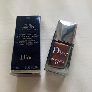 ディオール(Dior)のディオール  ネイル 811(マニキュア)