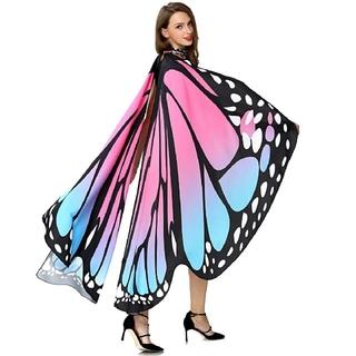 ANNA SUI - 蝶のショール【2160】
