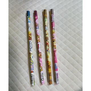 スージーズ鉛筆4本セット ラインストーン付き