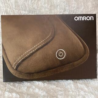 オムロン(OMRON)のオムロン クッションマッサージャ ブラウン HM-341-BW(1台)(マッサージ機)