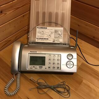 Panasonic - Panasonic おたっくす KX-PW605DL パーソナルファックス
