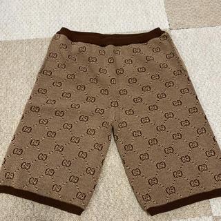 グッチ(Gucci)の美品❗️グッチチルドレン ロゴニットパンツ サイズ10 140(パンツ/スパッツ)
