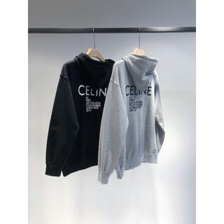 セリーヌ(celine)の完売品 Celine  パーカー   ww34(パーカー)
