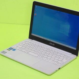 ASUS - ASUS/E200H 11.6型 Atom ×5-Z8350 余裕の4GB 32